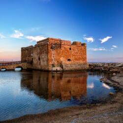 Explore Important Cultural Locations And The Ancient Ruins Of Paphos